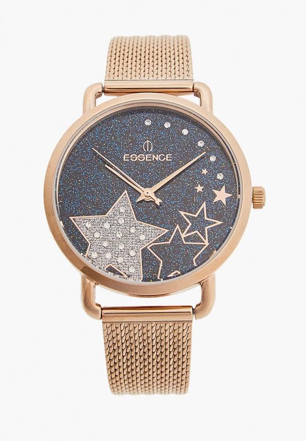 женские часы essence, золотые