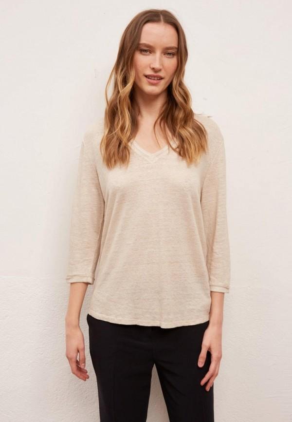 женский пуловер gerard darel, бежевый
