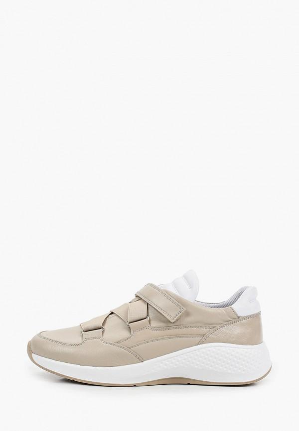 женские низкие кроссовки ralf ringer, коричневые