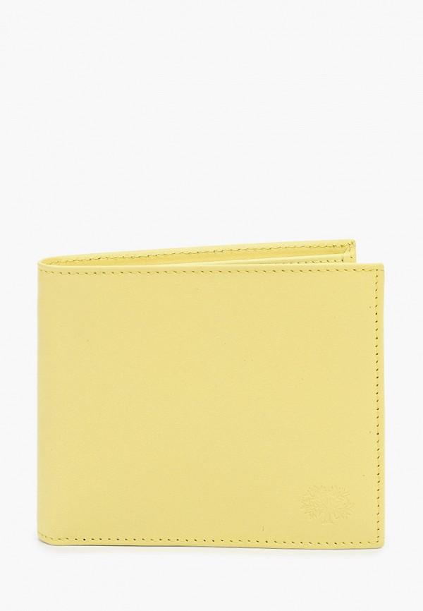 женский кошелёк qoper, желтый