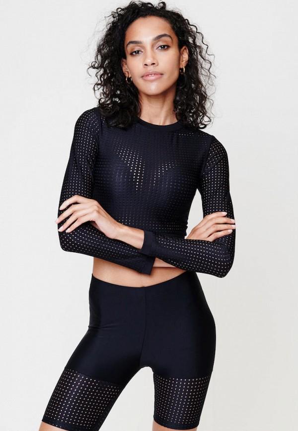 женский спортивный костюм jolifashn, черный