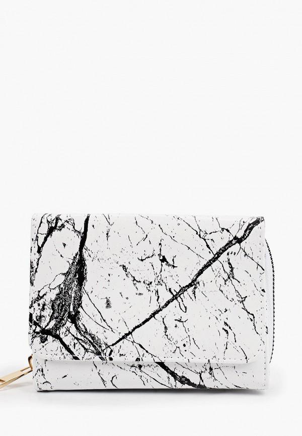 женский кошелёк defacto, белый