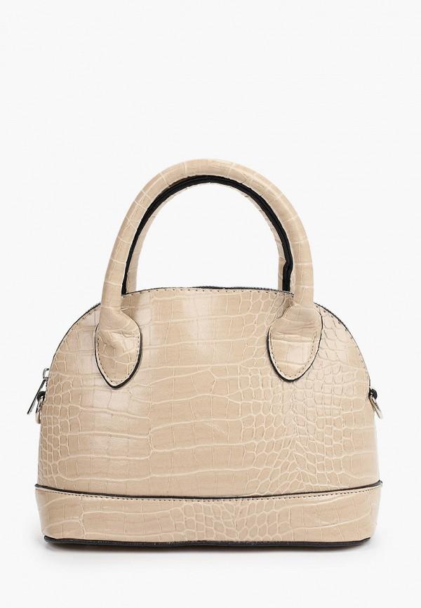 женская сумка с ручками defacto, бежевая
