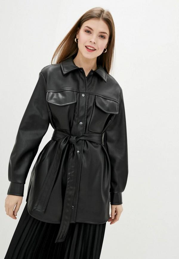 женская куртка danna, черная