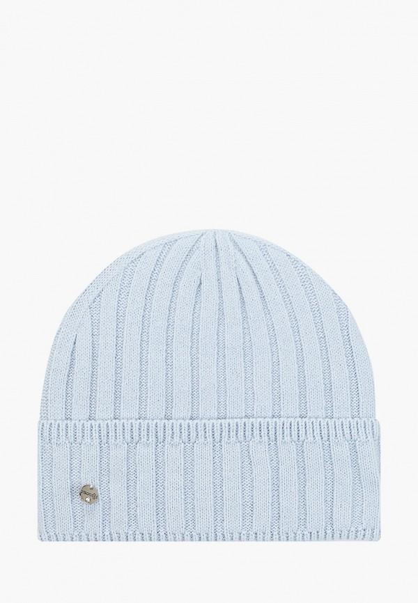 женская шапка dispacci, голубая