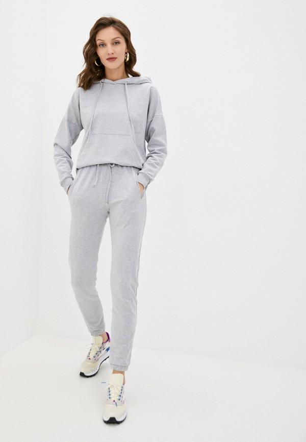 женский спортивный костюм jenks, серый