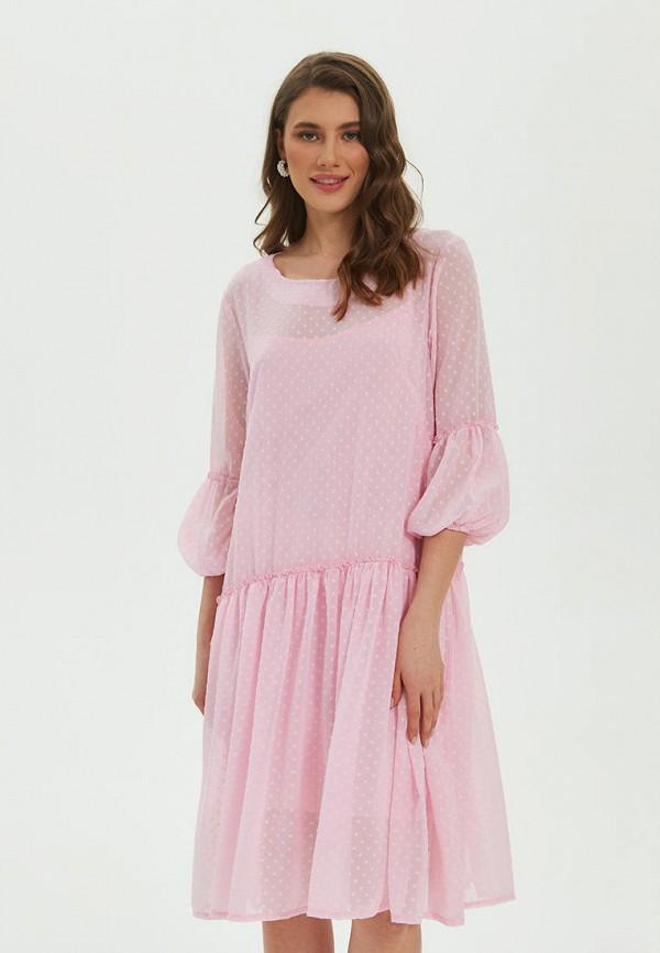 Платье Aelite Aelite  розовый фото
