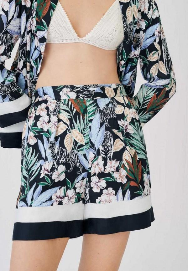 женские повседневные шорты maje, разноцветные