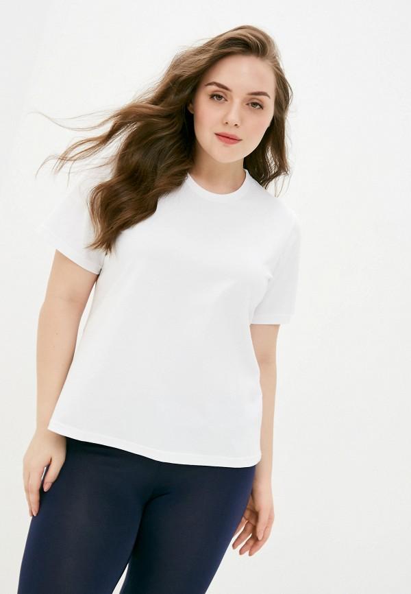 женская футболка sparada, белая