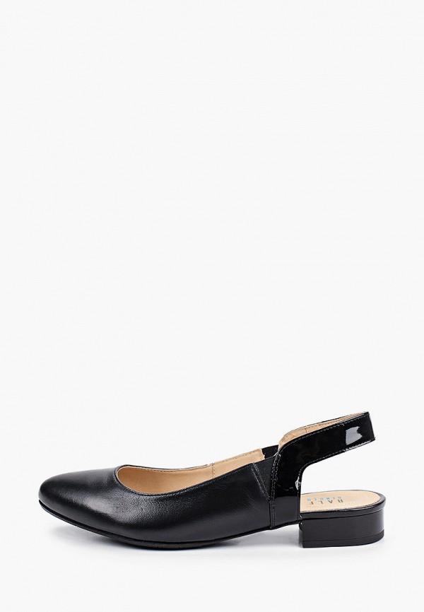 женские туфли ralf ringer, черные