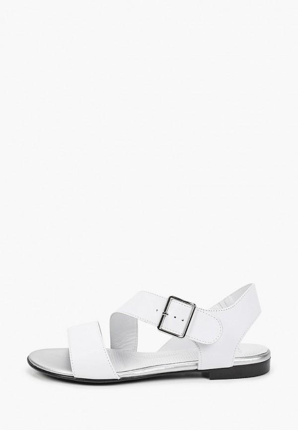 Сандалии Ralf Ringer белого цвета