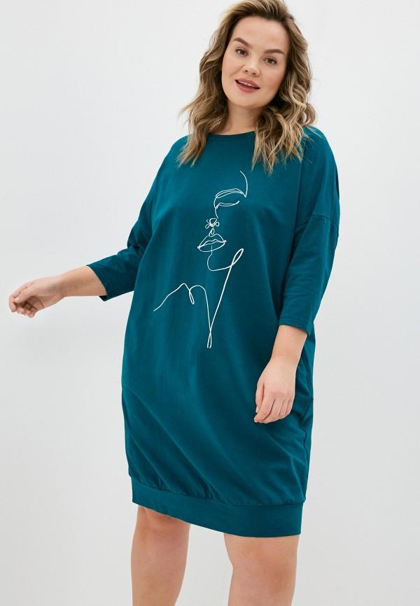 женское платье-толстовки jp, зеленое