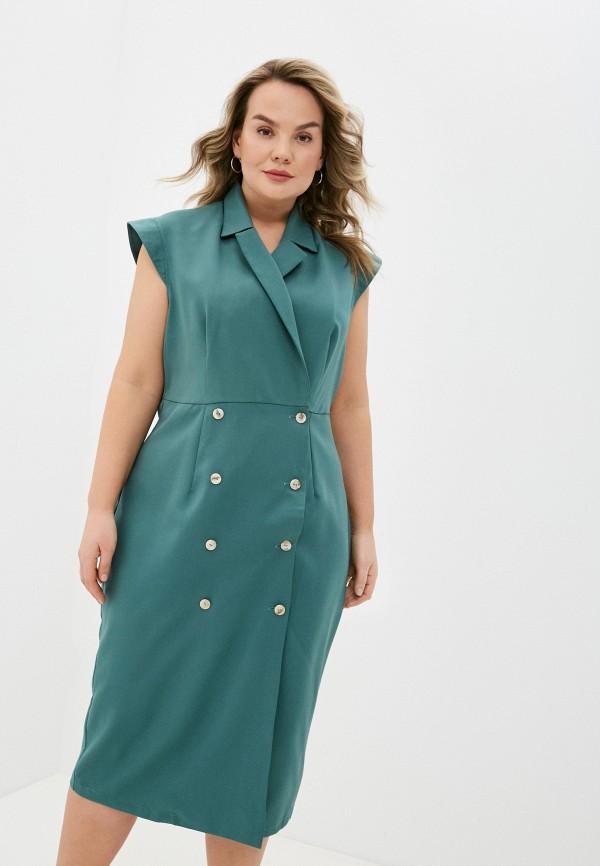 женское платье-пиджаки jp, зеленое