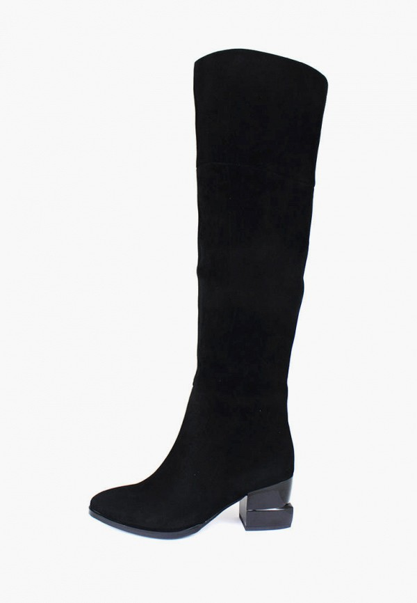 женские ботфорты blizzarini, черные