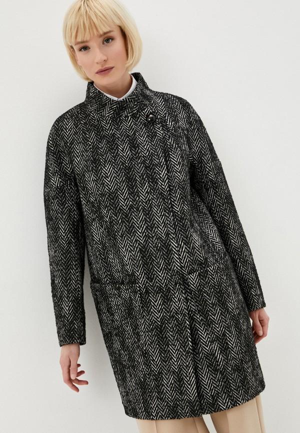 женское пальто paradox, черное