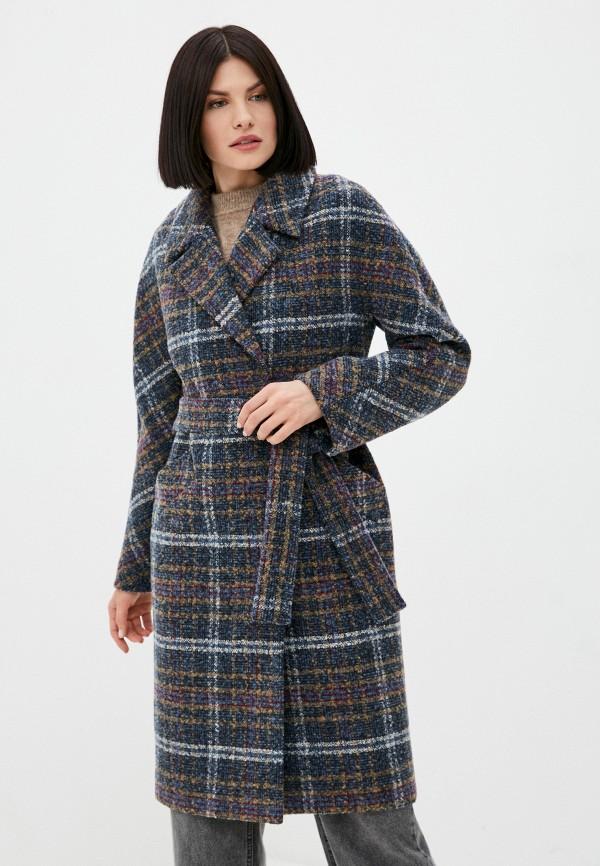 женское двубортные пальто paradox, разноцветное