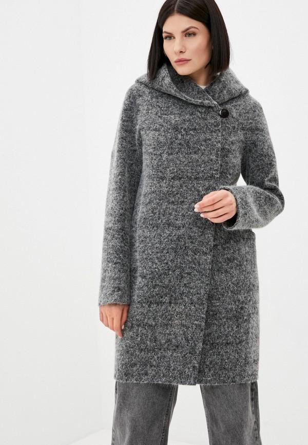 женское пальто paradox, серое