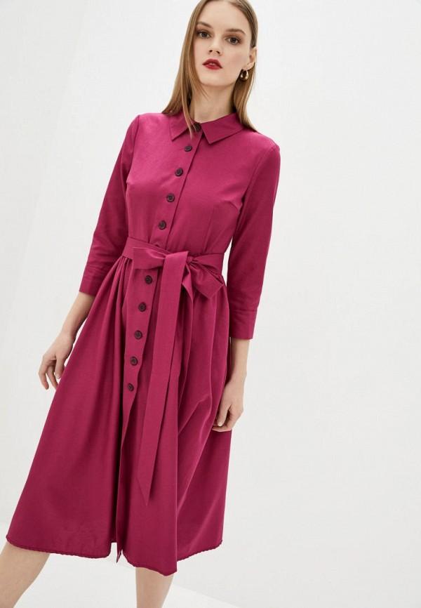 женское платье jhiva, розовое
