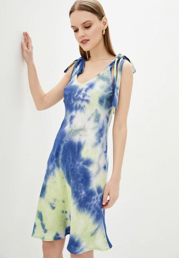 женское повседневные платье jhiva, разноцветное