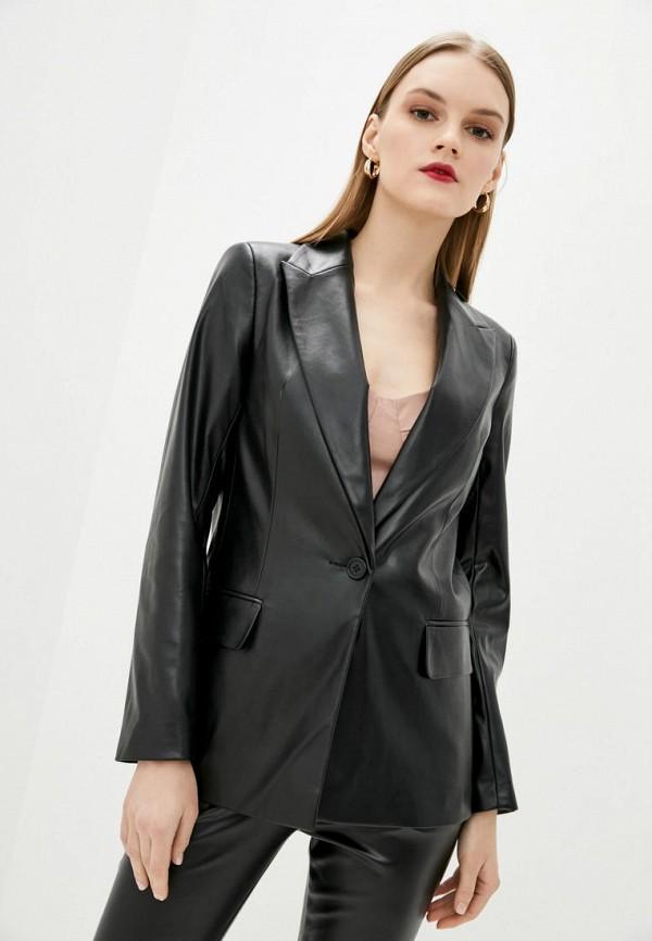 женский пиджак jhiva, черный