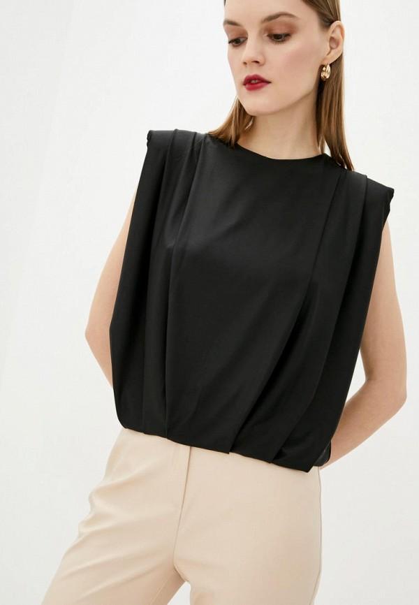 женская блузка jhiva, черная