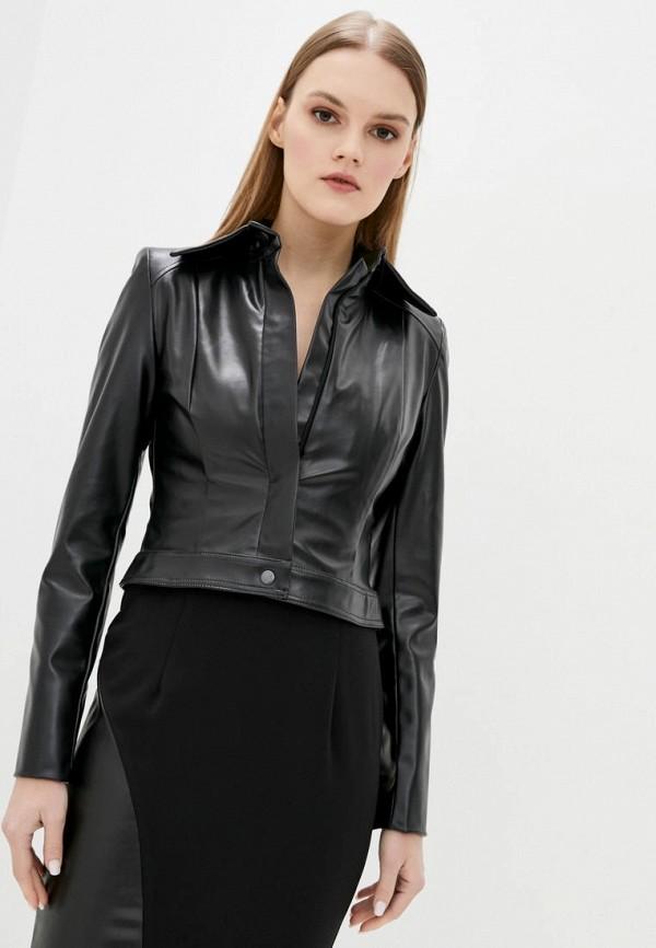 женская куртка vintages, черная