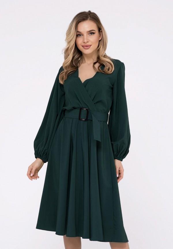 женское платье magnet, зеленое