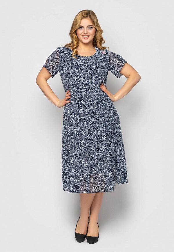 женское повседневные платье vlavi, синее