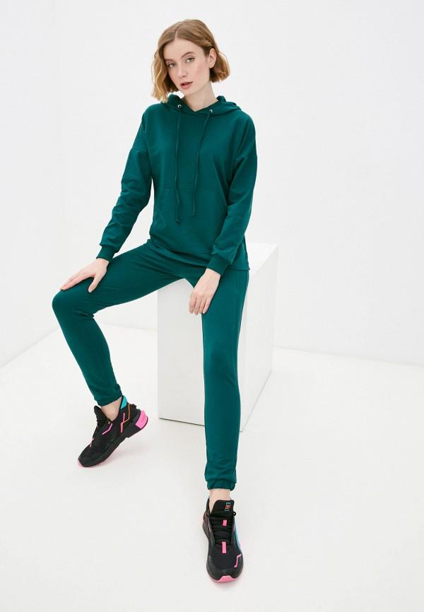 женский спортивный костюм jenks, зеленый