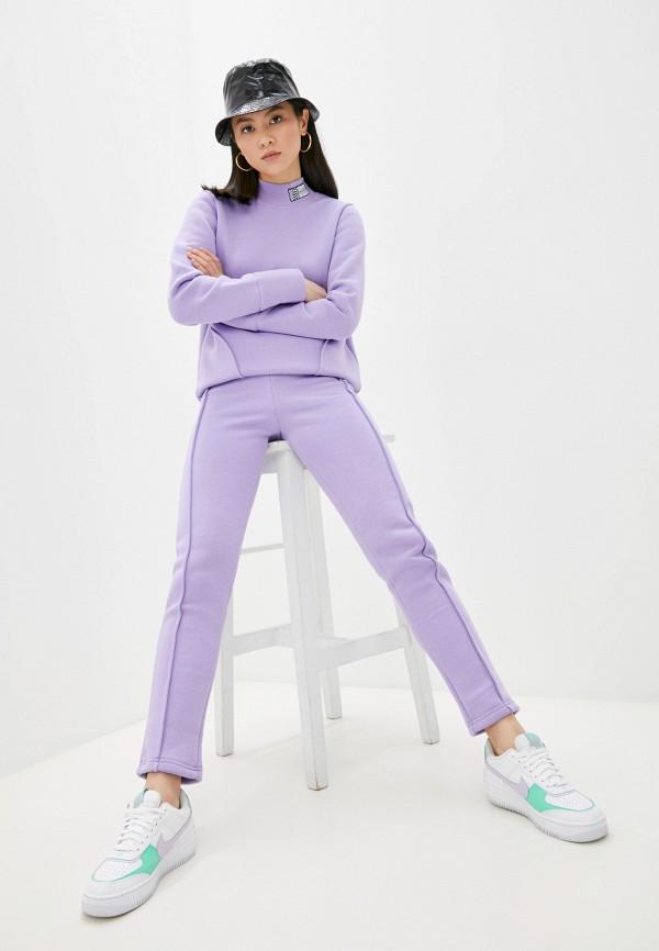 женский спортивный костюм jenks, фиолетовый