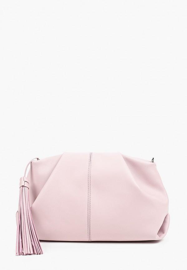 Сумка и брелок Afina Afina  розовый фото