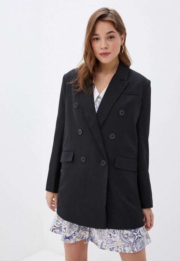 женский пиджак befree, черный