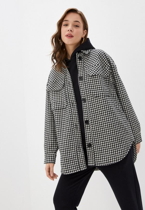 женское пальто befree, черное