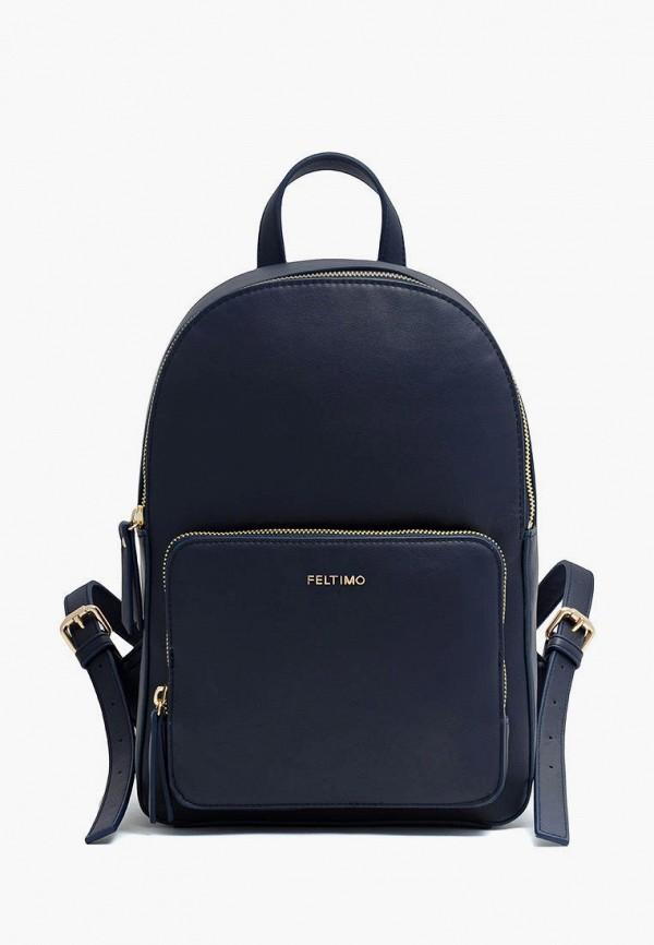 женский рюкзак feltimo, синий