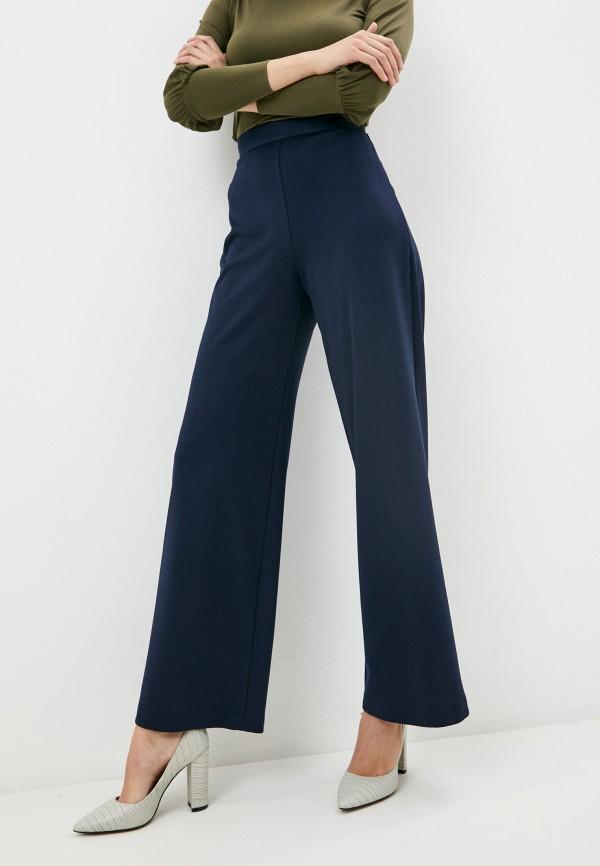 женские классические брюки alina assi, синие