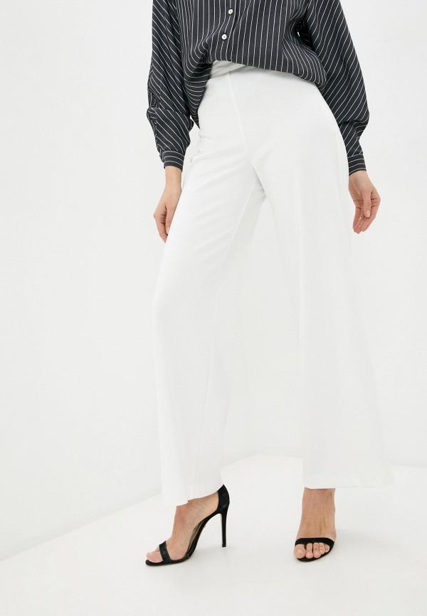женские брюки клеш alina assi, бежевые