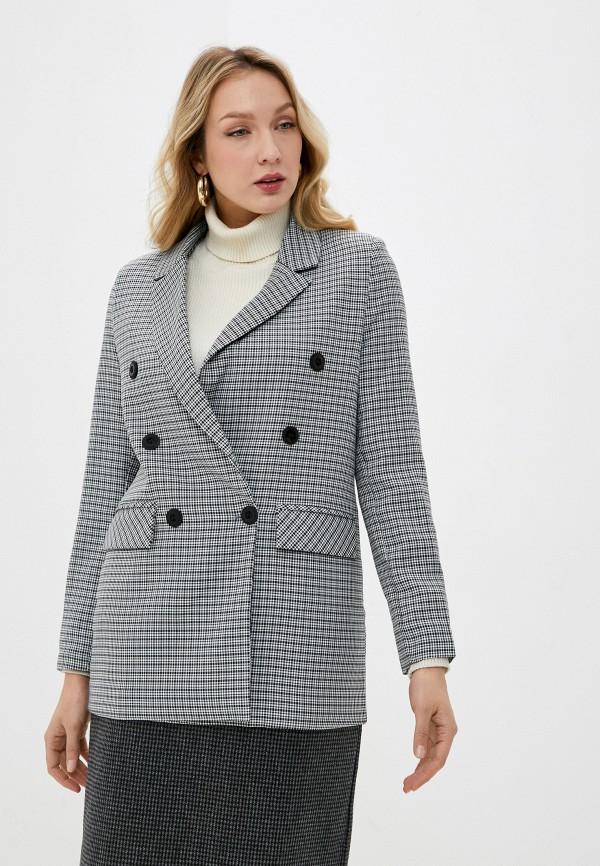 женский пиджак elardis, разноцветный