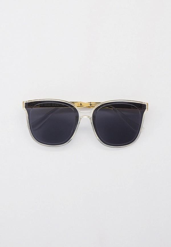 женские круглые солнцезащитные очки keddo