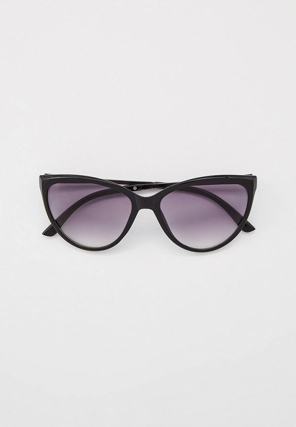 женские квадратные солнцезащитные очки keddo, черные