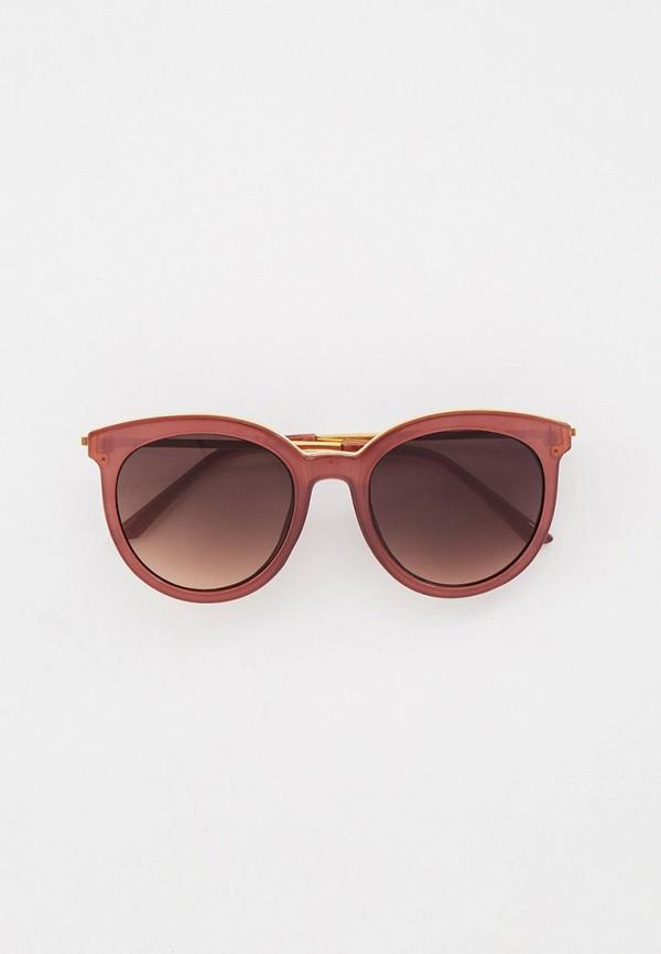 женские солнцезащитные очки keddo, бордовые
