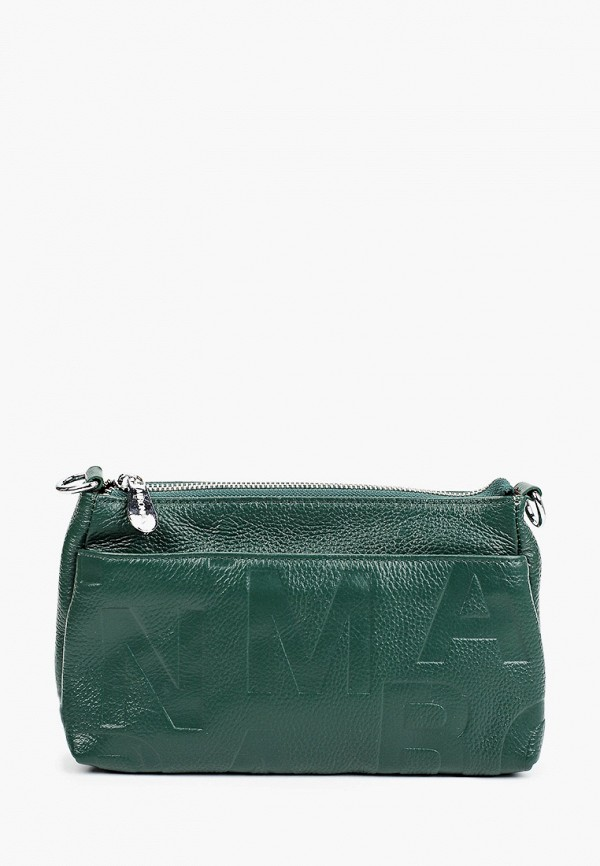 женская сумка через плечо mironpan, зеленая