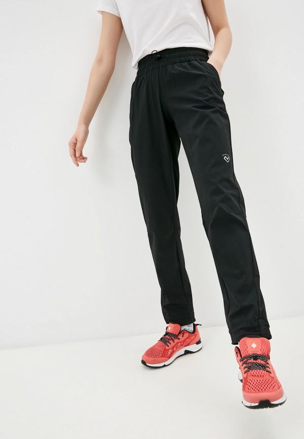 женские спортивные брюки northland, черные