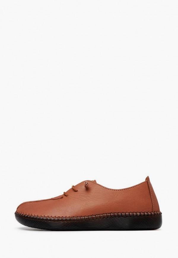 женские низкие ботинки alessio nesca, коричневые