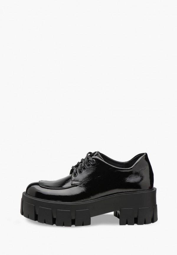 женские туфли bosser, черные
