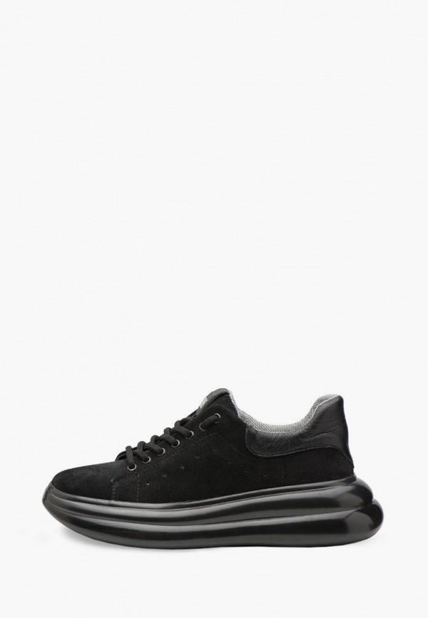 женские кроссовки bosser, черные