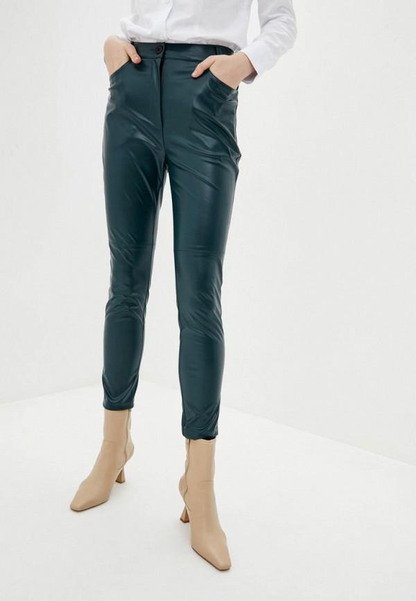 женские брюки jhiva, бирюзовые