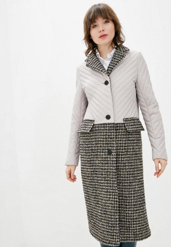 женское пальто jhiva, бежевое