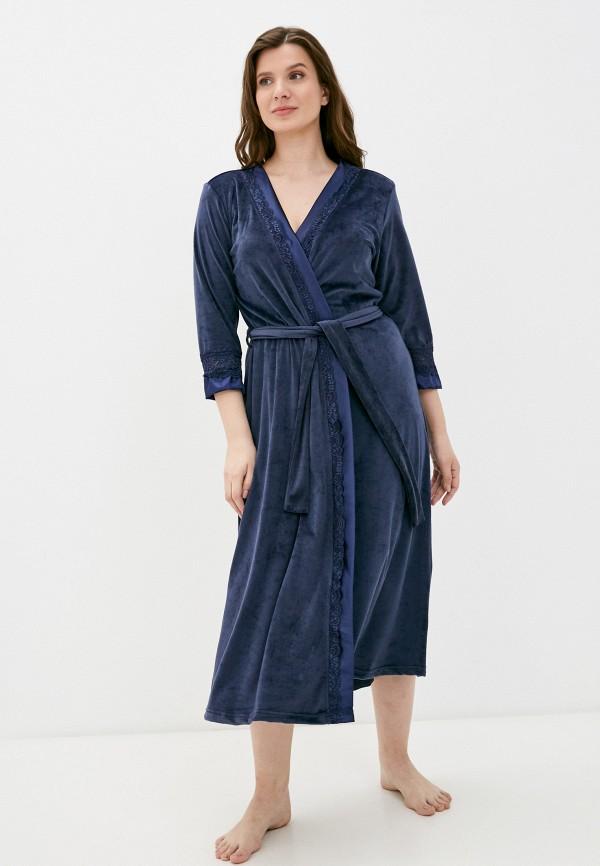 Бархатные халаты