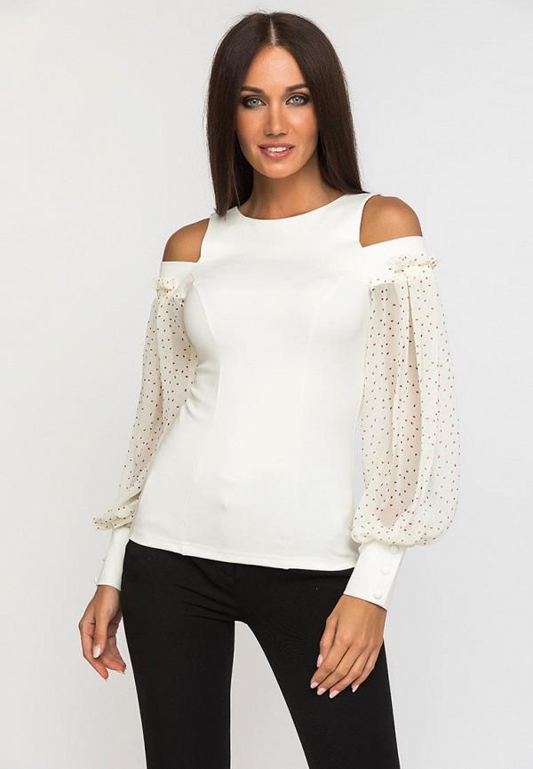 Блузы с рюшами и воланами