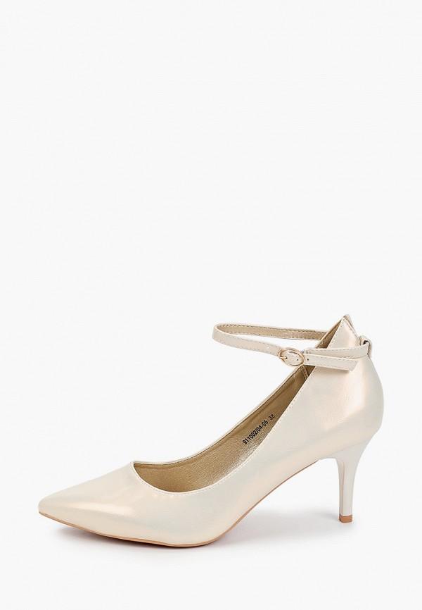 женские туфли betsy, золотые